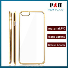 2015 Fashion for iphone 6 aluminum case, Luxury for iphone 6 metal case