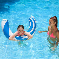 U shape inflatable custom swimming pool noodle