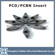 PCD turning tool, PCD indexable inserts, milling insert holder