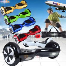 6.5inch Two Wheels Self Balancing Smart Electric Scooter with Protection Line