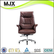 New stylish executive chairs genuine leather