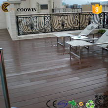 China NO1 decking floor wood plastic composite COOWIN