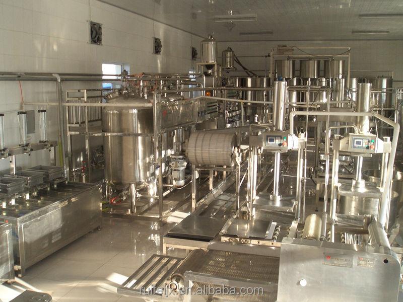 high productivity soy milk production machine