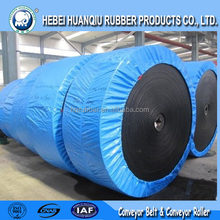 15Mpa 4+2 EP Fabric Conveyor Belt for Waste Recycling Line