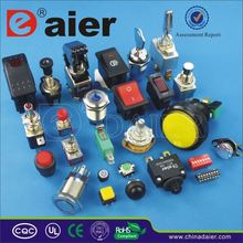Daier electrical push buttons