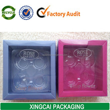plastic pp boxes manufacture for toy packing