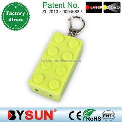 BS-048 new model led laser pointer keychain light