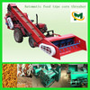 Full automatic feed type tractor corn sheller machine