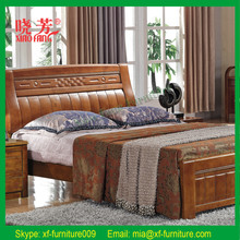 Promotional new furniture product carved adult sized car bed (XFW-618)