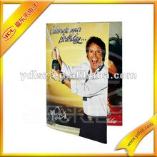 voice music greeting card for a gift(2012 new)