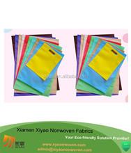 Reusable pp non woven shopping bag wholesale