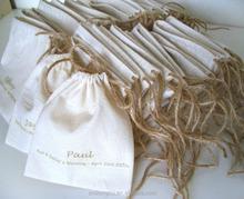 factory price cotton canvas drawstring bag with drawstrings, wholesale cotton fabric drawstring bag,calico bag with drawstring