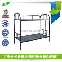 Metal school furniture dormitory used bunk beds for sale