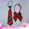 2015 Wholesale New arrivery New fashion hot sale Lattice pattern baby boys silk ties