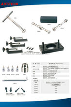 Dismounting tool kit for common rail pumps