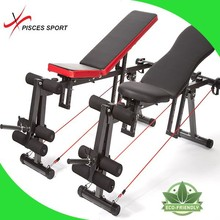 New Arrival Flat Incline Decline Weight Bench/AB Crunch Bench/Gym Bench