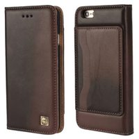 Genuine Leather Cell phone Case Cover for iPhone 6 Plus