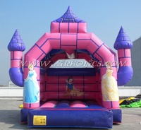beautiful inflatable bouncy castle