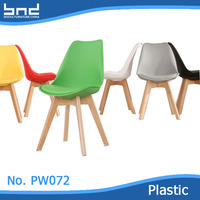 modern restaurant leisure dining plastic chair factory price