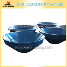 sandvike/metso cone crusher wear parts mantle bowl liner Mn18 High Manganese Steel