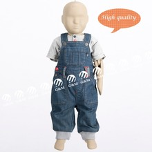 Kid Clothes Sets With T-shirt Dungarees For Lovely Baby