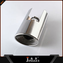 china stainless steel exhaust resonator muffler factory