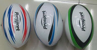 Regular size 5 promotional PVC rugby ball