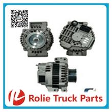 Scania heavy duty truck peças oem 1777300 camião peças de reposição alternador 24 v 100A