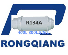 R134a Refrigerant gas, High purity. big cylinder package