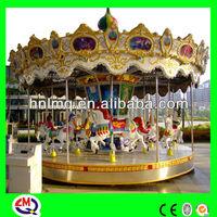new attractions!!! amusement park carousel horse wholesale