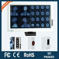 best two banks Medical LED x-ray film viewer