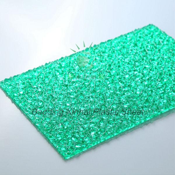 bullet proof Polycarbonate sheet with 100% virgin Ge Lexan transparent ...