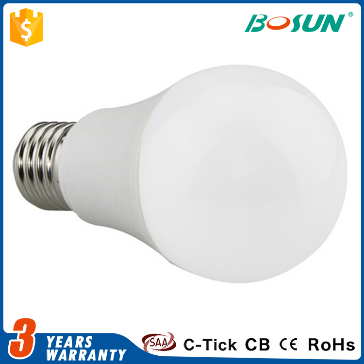 Miglior prezzo illuminazione impermeabile alloggiamento di alluminio b22 e27 ha condotto la lampada della lampadina