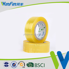 Acrylic Adhesive and Carton Sealing Use bopp packing adhesive tape