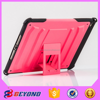 new PU and TPU mobile phone shell material with groove case for iPad 6