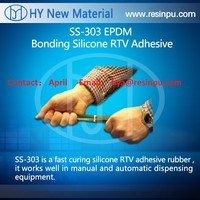 SS-303 EPDM Bonding Silicone RTV Adhesive ( with high quality )