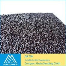 Quality Abrasives Wet Grinding Belt Sanding