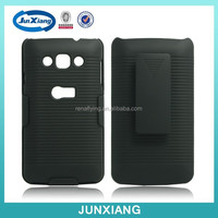 Unique belt clip phone cases back cover for LG L60 with holster