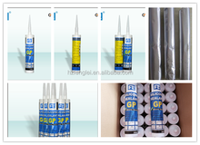construction use silicone adhesive with fast cure and widely use