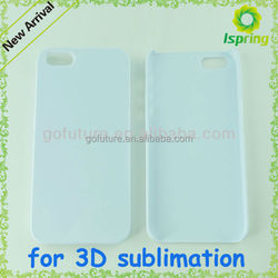 2015 blank cover for iphone 4 sublimation
