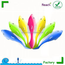 2015 high efficiency 100% real ABS material RECHARGEABLE and DRY battery touch vedio reading pen for children