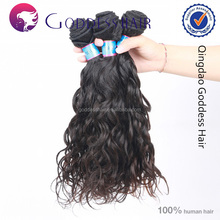 Factory wholesale 6A 1b# unprocessed virgin human hair Trending hot products 2014
