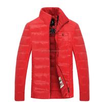 winter clothing export orders for men duck down jacket 2014-13155