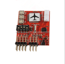 Remote control fixed wing aircraft special flight control board M6 flight control (digital gyroscope)