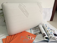 New Design Natural Latex Shreded Foam Lady Art Style Pillow for Decorative LS-S-016 memory foam pillow