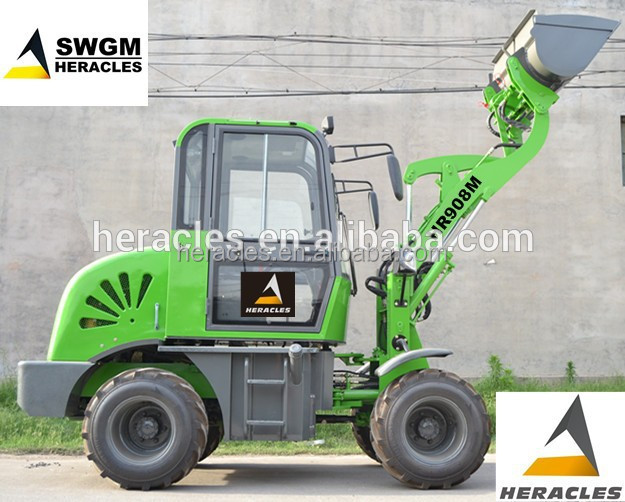 Heracles Hr908m Small Front Loader Tractor Garden Tractor End Loaders For Sale Buy Small Front
