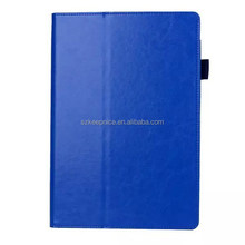 Tablet PU Leather Book Style Tablet Bumper Cover Case for Acer Switch 10