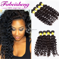 FBS hair wholesale unprocessed virgin brazillian hair loose wave raw human hair