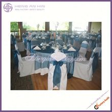 wholesale embroidered sash Cheap organza chair sashes for sales manufacturer supplier