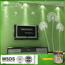 Natural, versátil, de cores suaves tintas de parede sala de estar